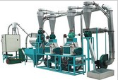 Small Flour Mill Machine