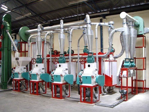High Quality Equipment Manufacturer For Corn Milling Machinery