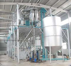 Corn Milling Equipment