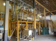 40TPD Production Line of Making Wheat Flour