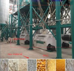 Cost of Setting up A Flour Mill Plant