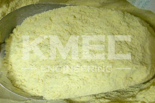 finished products of corn flour